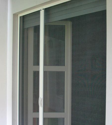 Saf serramenti opere da fabbro manutenzioni - Modelli di zanzariere per porte finestre ...