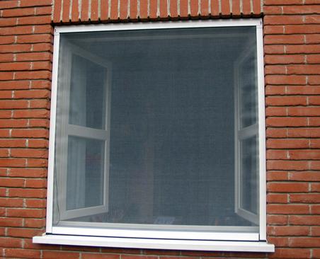 Zanzariera magnetica finestra